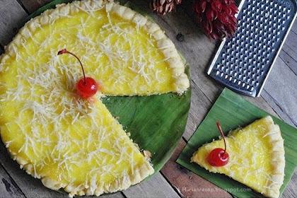 Resep Pie Susu Teflon A.K.A Egg Tart Keju Tanpa Panggangan Dan Mixer