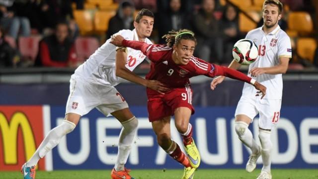 Muda Serbia Dengan Skor Pada Penyisihan Ajang Piala Eropa U