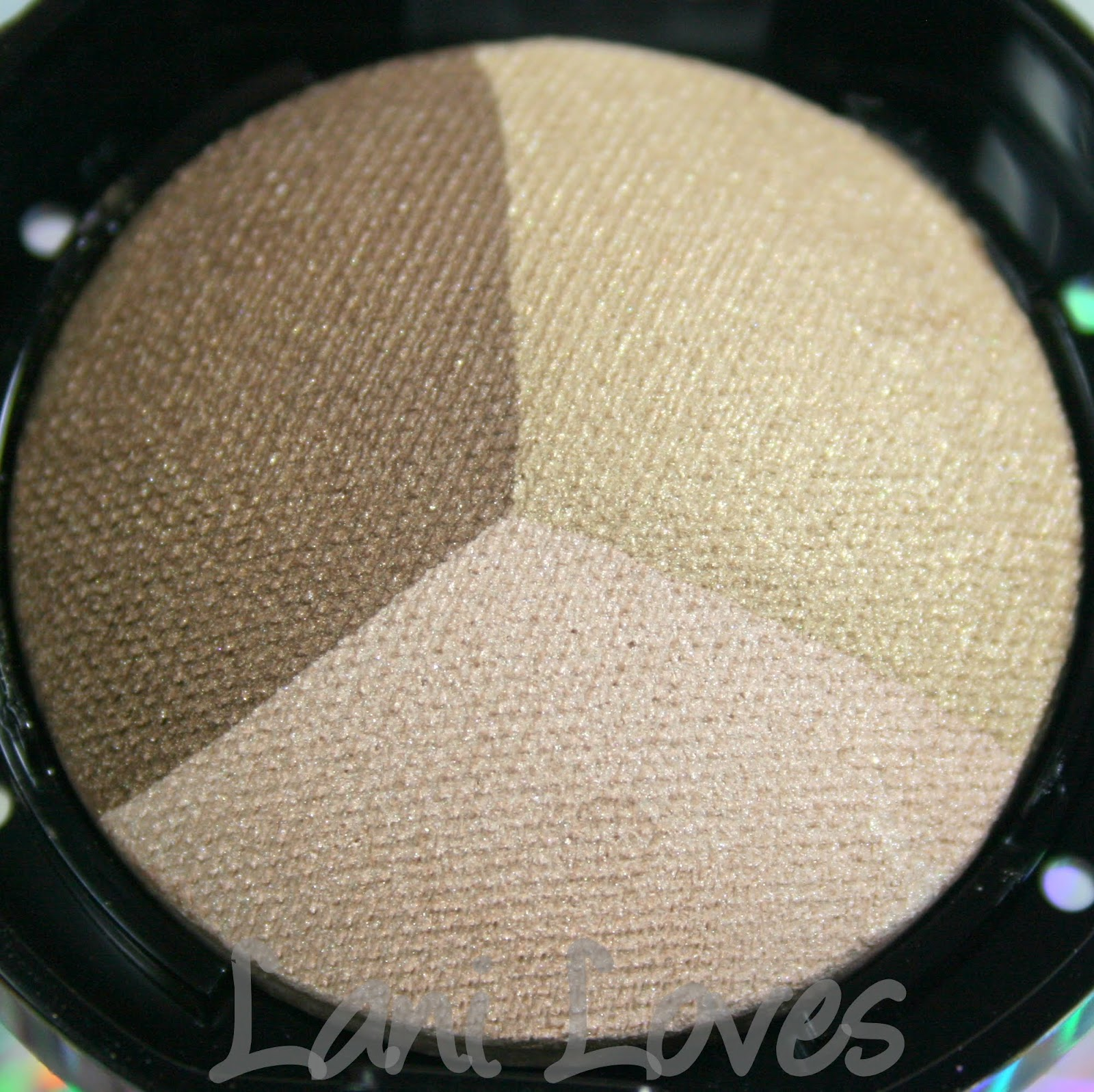L'Oreal Color Appeal Trio - Golden Fidelity Swatches & Review