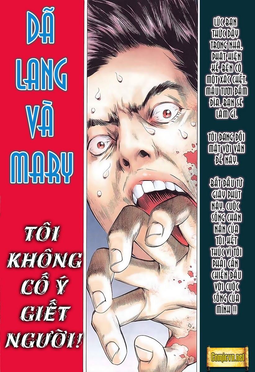 Dã Lang Và Marry chap 1 - Trang 5