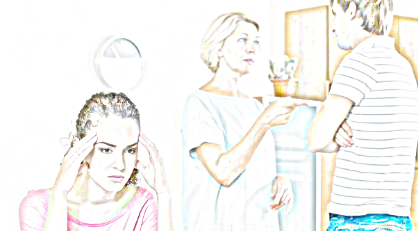 cara menghadapi ibu mertua yang otoriter