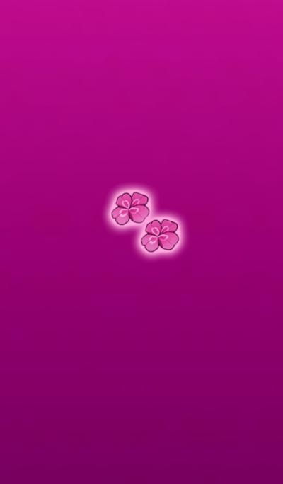 Super Lucky Clover Pink