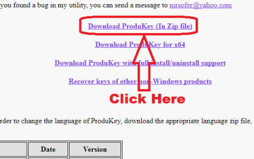 How To Find/ Get Your Product Key For Windows 7/ 8/ 10 in