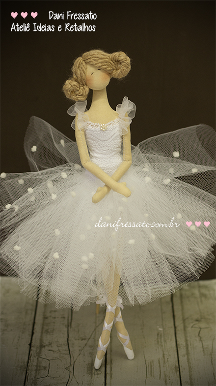 Bailarina Artesanal