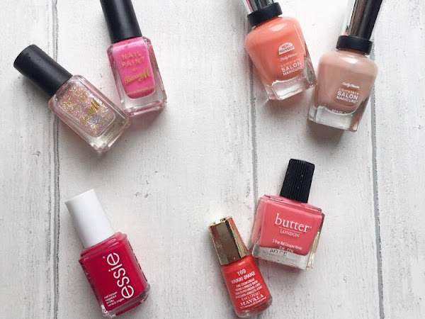 Favourite Summer Nail Colours!