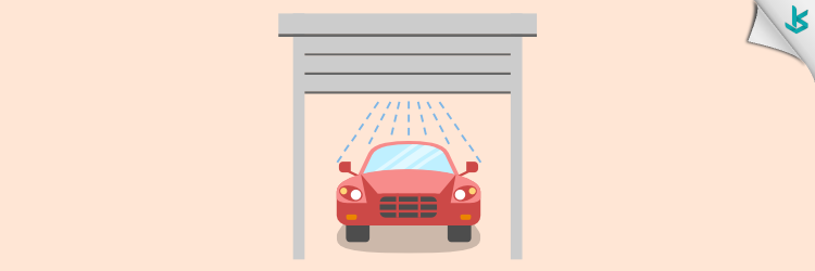 Bersihkan Mobil dengan Baik