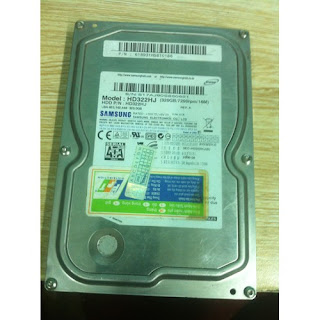 Ổ cứng HDD 320GB cho pc giá rẻ