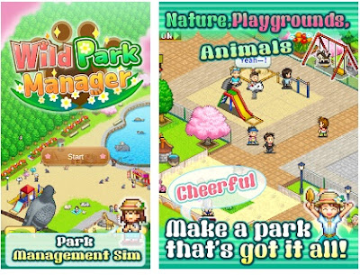 Wild Park Manager APK MOD Android v1.1.5  English Terbaru 2018