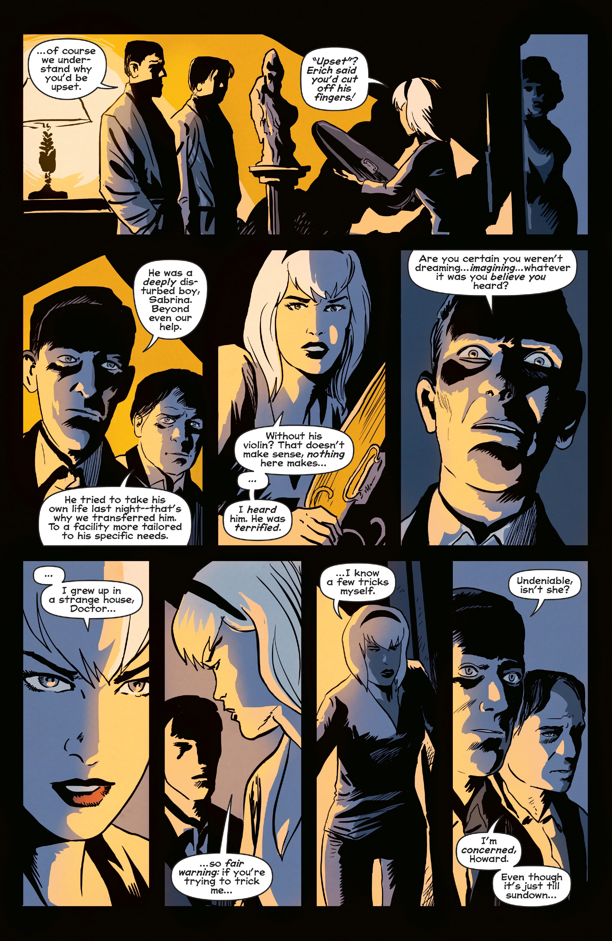 Read online Afterlife with Archie comic -  Issue #6 - 17