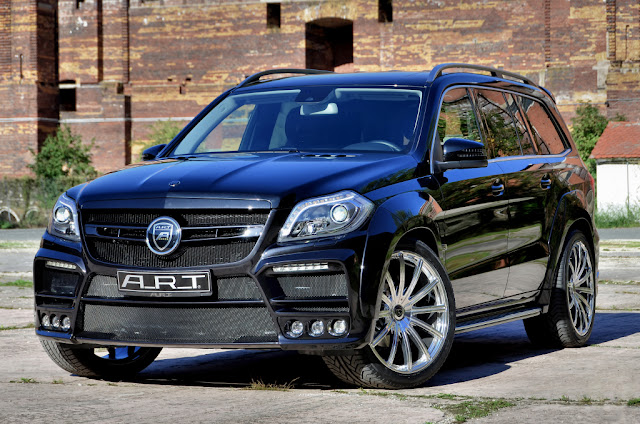 mercedes gl body kit
