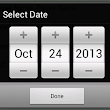 Android DatePickerDialog