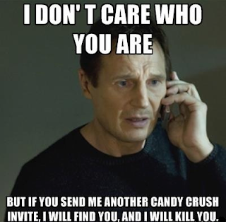 How To Block Candy Crush Request Or Any Other App