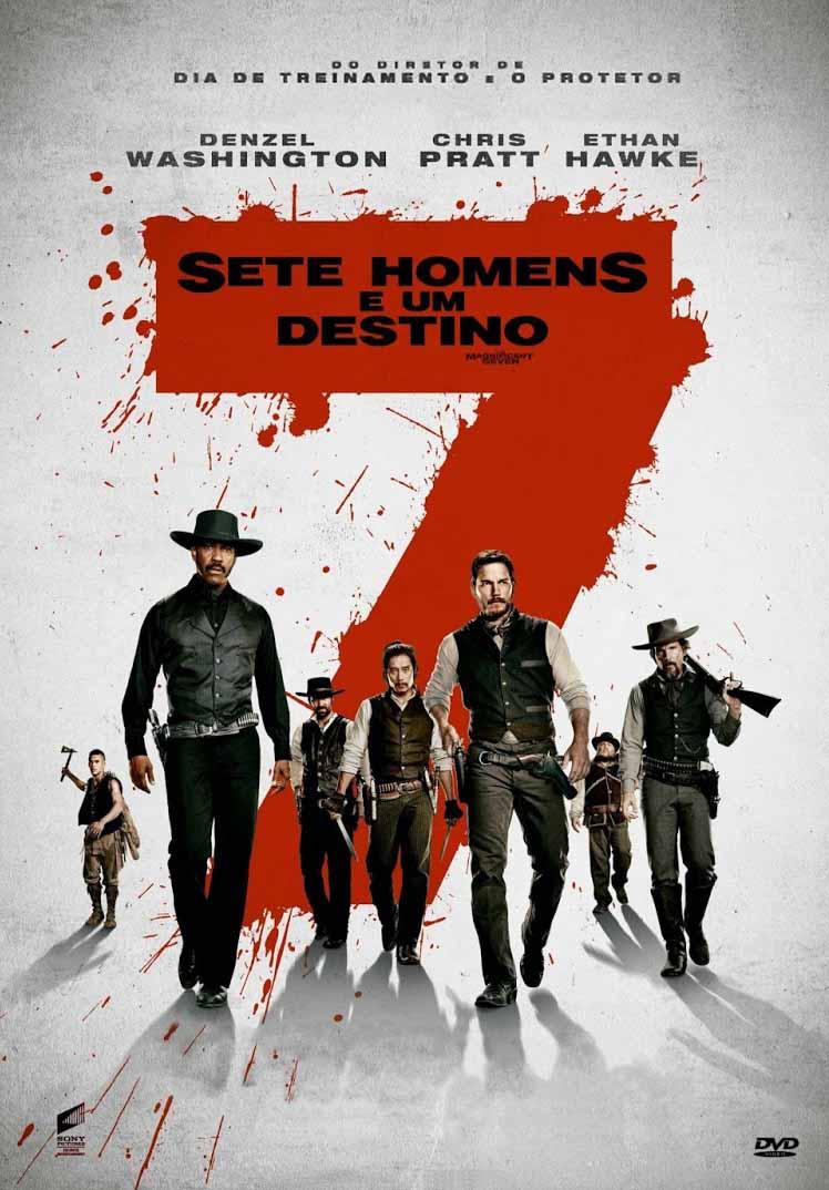 Sete Homens e um Destino Torrent – BluRay 720p e 1080p Dual Áudio