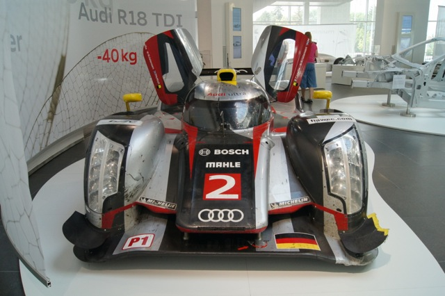 A marriage every 2 minutes at the Audi factory in Germany