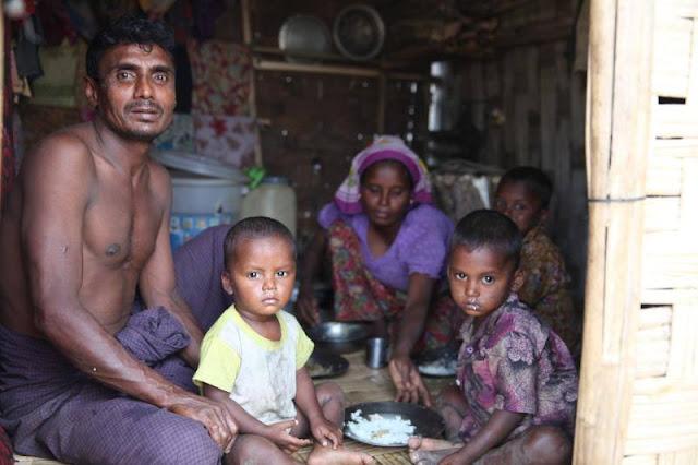 ေအာင္ၿငိမ္းခ်မ္း (Myanmar Now) ● ဘဂၤလားေဒ့ရွ္မွ ျပန္လာမည့္သူမ်ားအား ရခိုင္ေဒသတစ္ခုတည္းတြင္ စုျပံဳမထားရန္ ရခိုင္လက္ႏွက္ကိုင္အဖြဲ႕တိုက္တြန္း