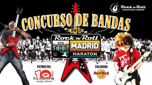 Rock and Roll Maratón Madrid, Concurso de bandas, Peachy Joke