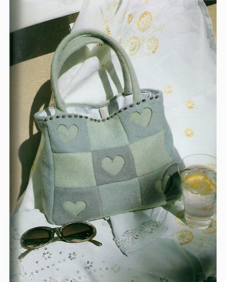 25 patchwork purses, totes, and bags. DIY tutorial. Сумки, косметички, кошельки в технике квилтинг