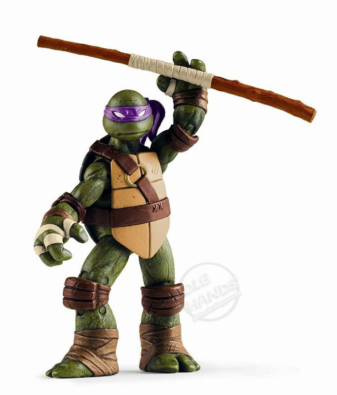 Idle Hands: Toy Fair 2012 : Teenage Mutant Ninja Turtles Ninja Turtles Toy Ninja Turtles