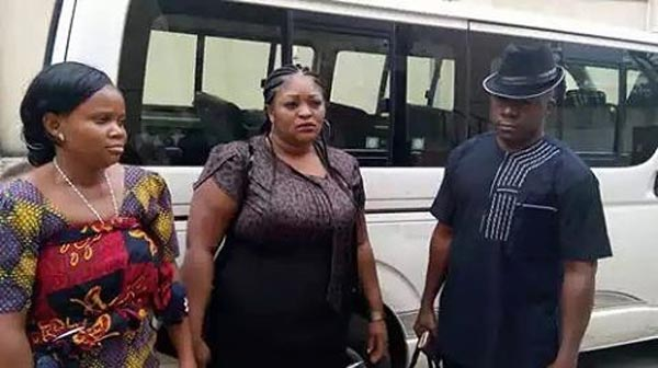 See The Faces Of Three Suspects That Pocked A Late Pensioner's N3.7m Gratuity