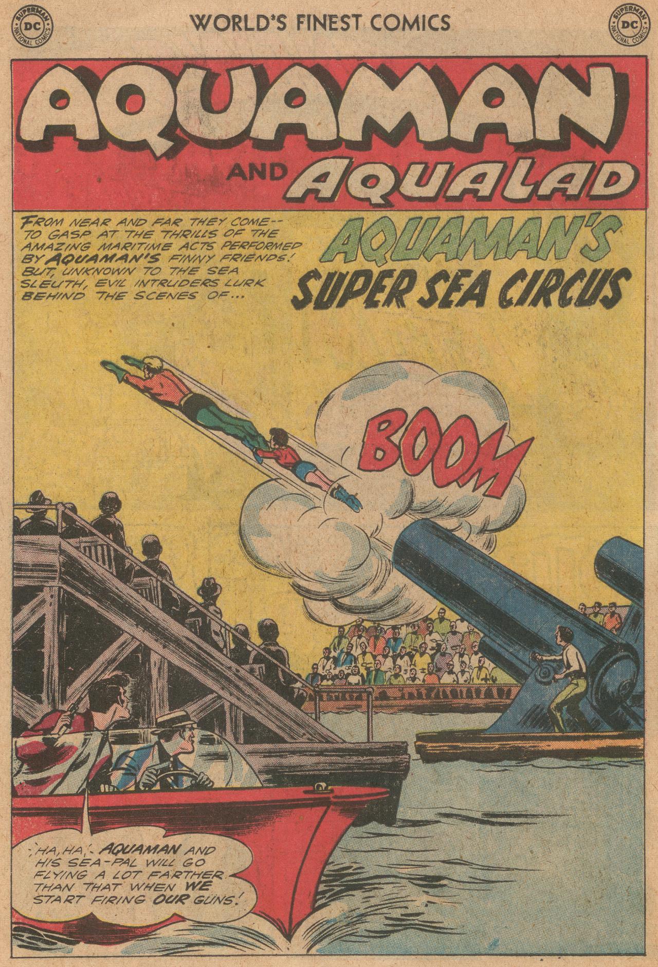 Read online World's Finest Comics comic -  Issue #126 - 16