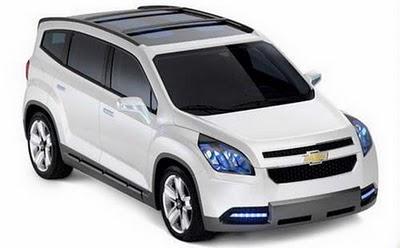 Automotive News: SPESIFIKASI Chevrolet Orlando
