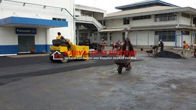 Jasa Aspal Jalan, Jasa Perbaikan Jalan, Pengaspalan Hotmix, kontraktor pengaspalan jabodetabek