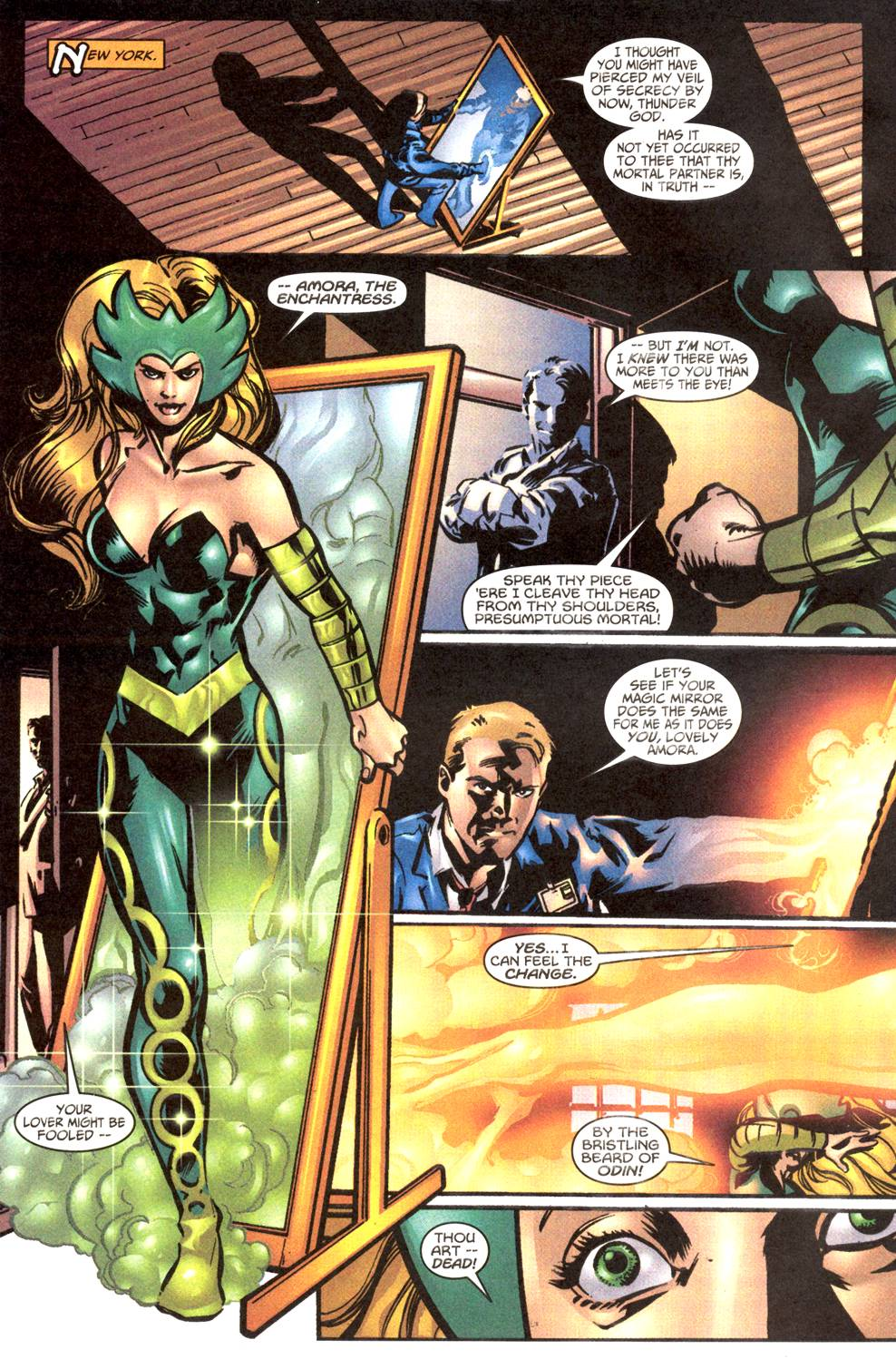 Thor (1998) Issue #40 #41 - English 19
