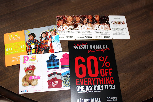 Aeropostale Coupons 2013