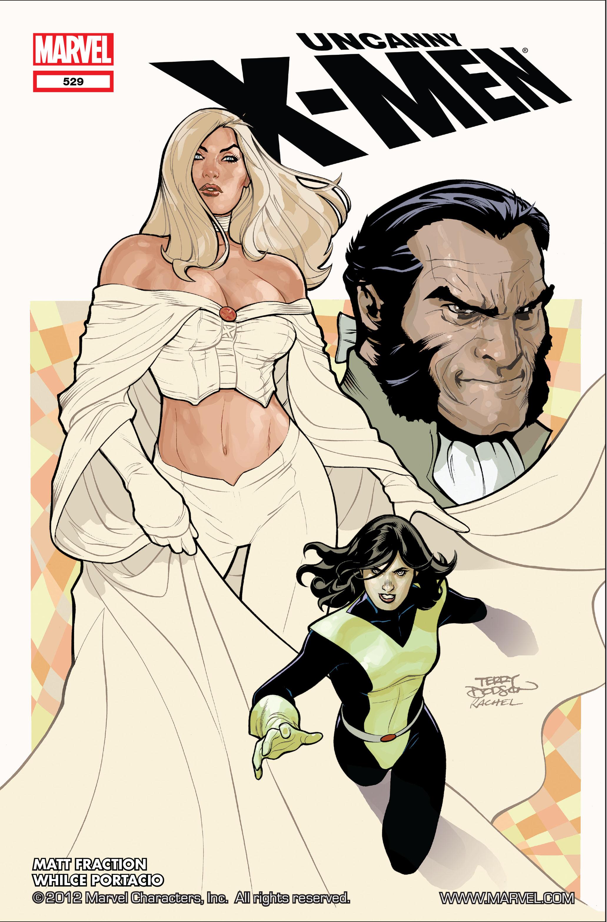 Uncanny X-Men (1963) 529 Page 1