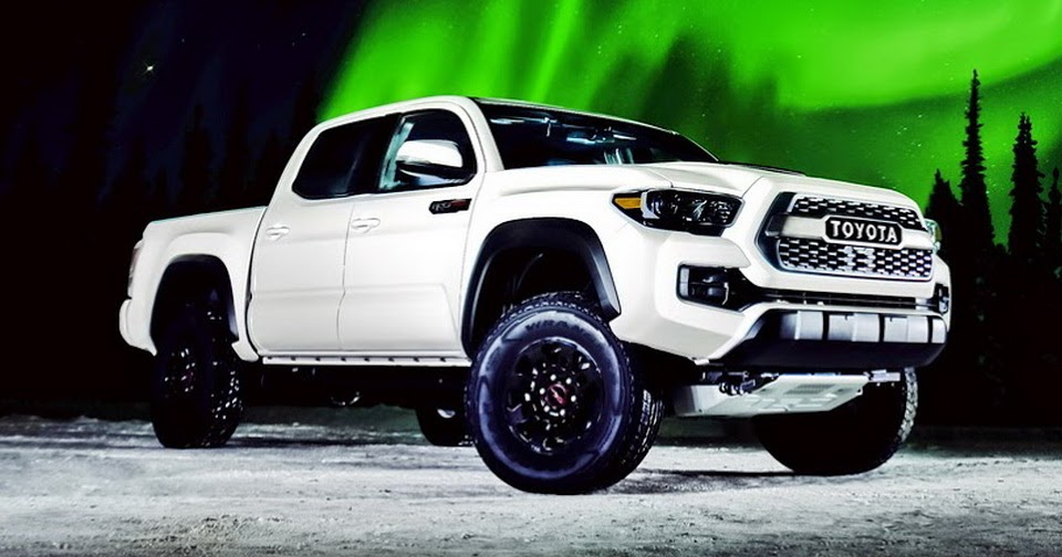 toyota tacoma trd pro ready to get dirty for 40 760 msrp. Black Bedroom Furniture Sets. Home Design Ideas