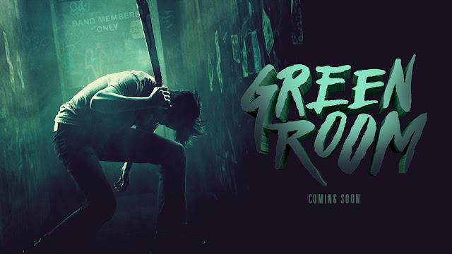 GREEN ROOM: PUNKS Vs. SKINHEADS