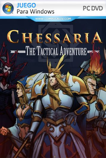 Chessaria The Tactical Adventure PC Full