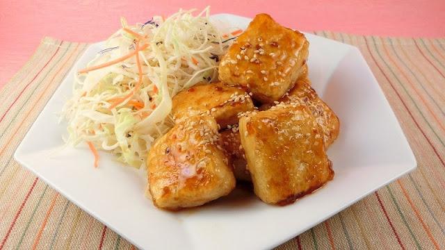 木綿豆腐だけで大満足の甘辛おかず!ごはんがすすむレシピ・作り方