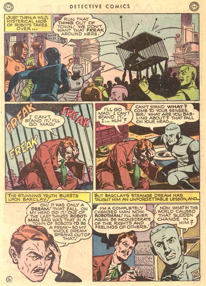Read online Detective Comics (1937) comic -  Issue #147 - 32