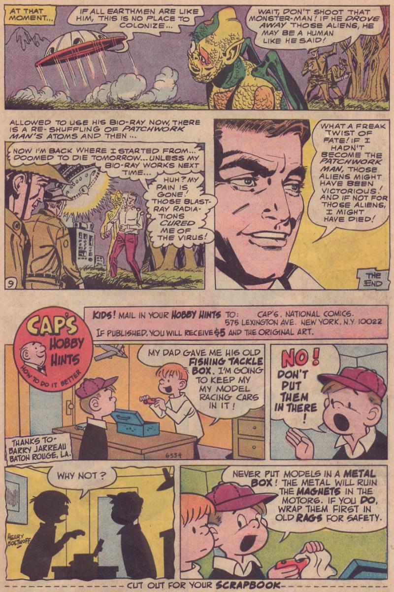 Strange Adventures (1950) issue 204 - Page 31