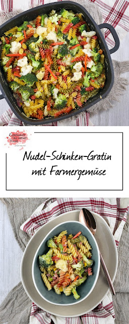 Nudel-Schinken-Gratin | Essen | Kochen | Rezept | Weight Watchers