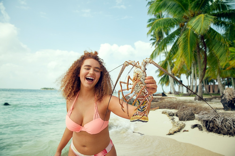 American Eagle Aerie Summer 2018 by Ali Mitton