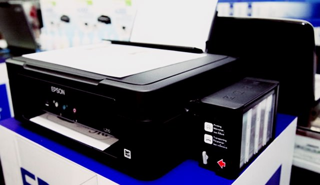 Printer InkJet-EPSON