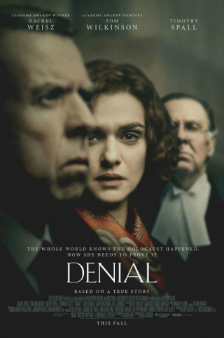 Denial [2016] [DVDR] [NTSC] [Latino]