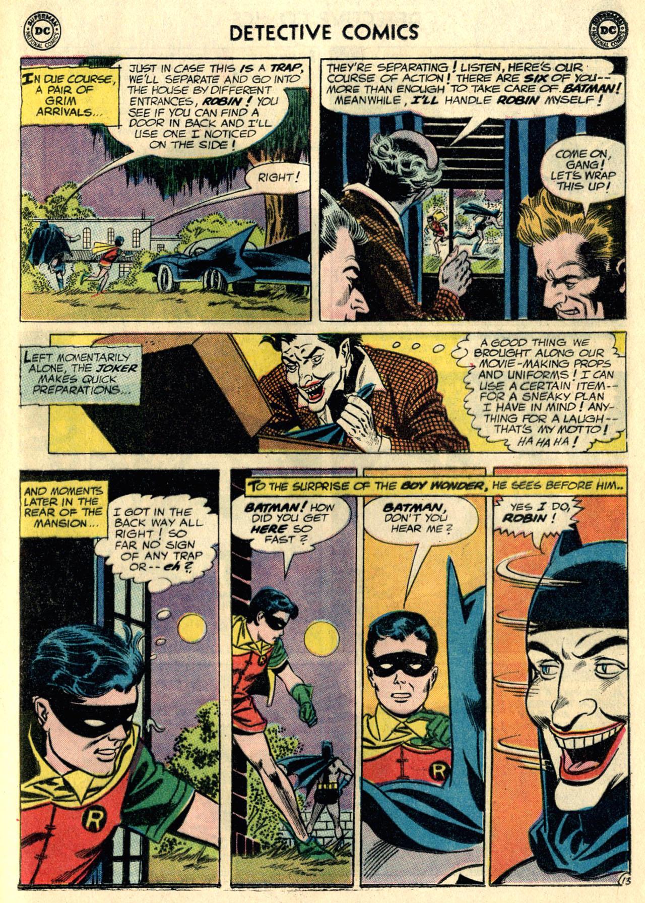Detective Comics (1937) 341 Page 16