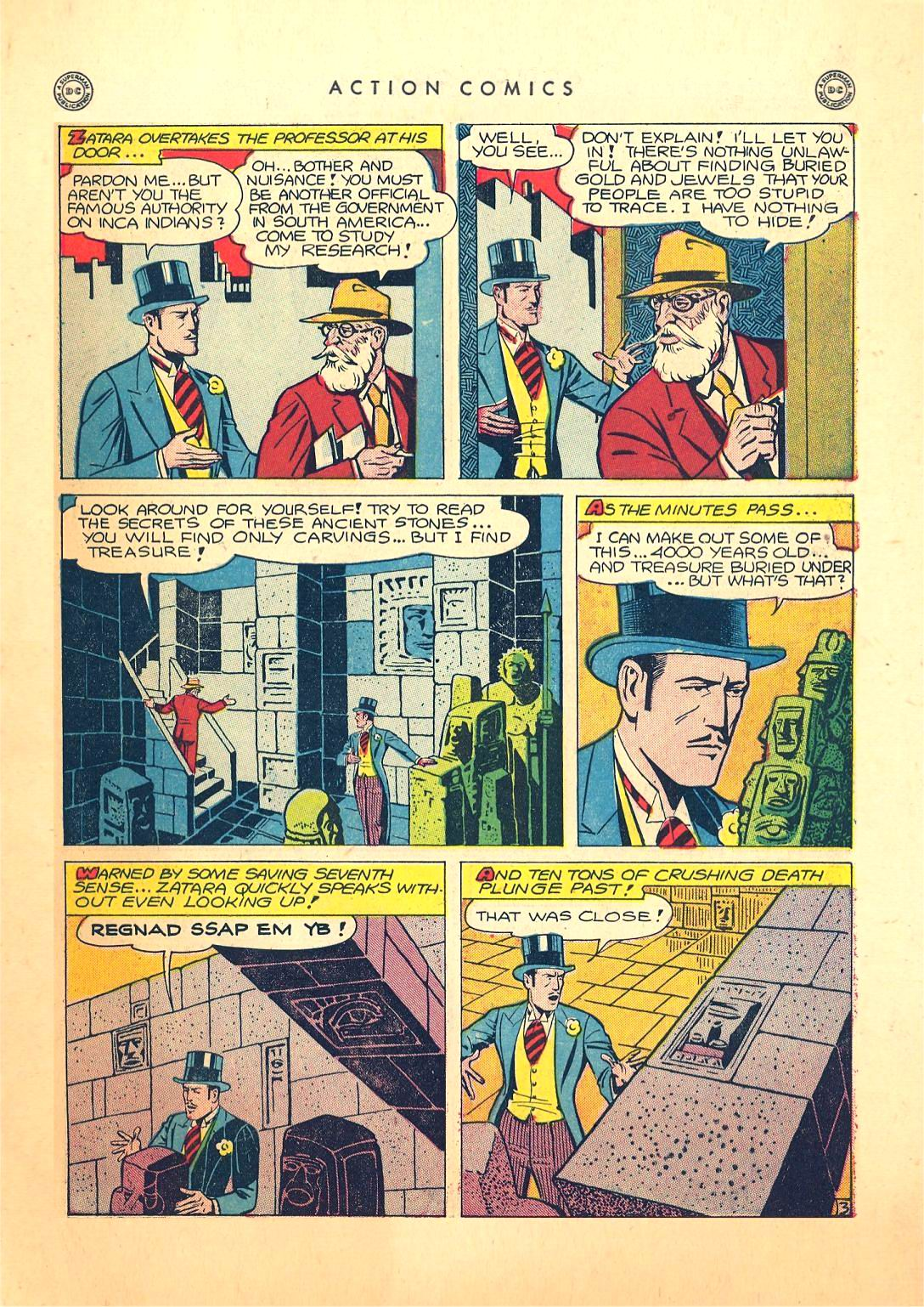 Action Comics (1938) 73 Page 51
