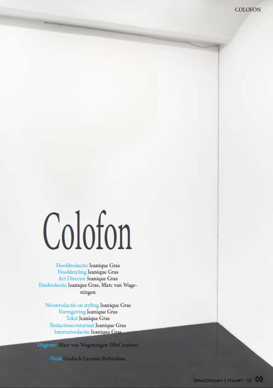 AtelJ Portfolio  Magazine