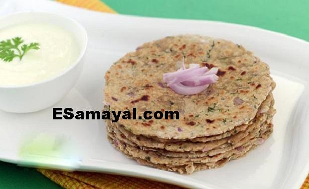 ஓட்ஸ் வெஜிடபிள் ரொட்டி செய்வது | Oats Vegetable Rotti Recipe !