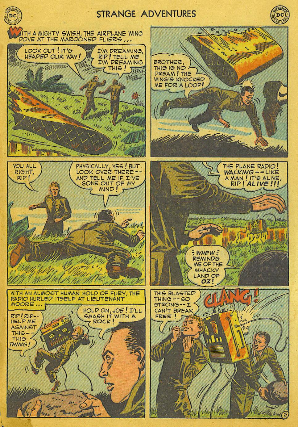 Strange Adventures (1950) issue 16 - Page 29
