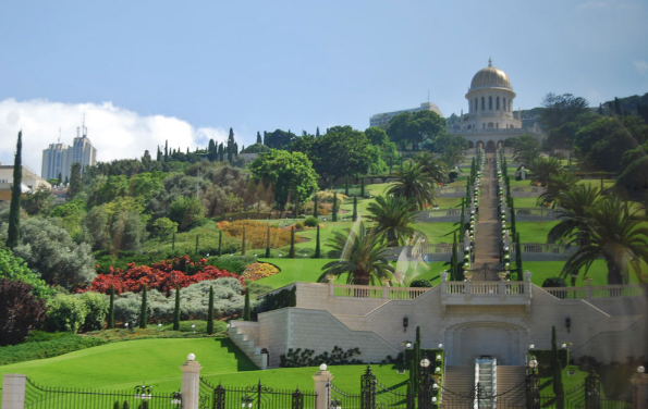 Basb Tomb in Haifa