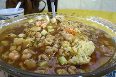 Tian Tian Seafood Restaurant, fu jian chao fan