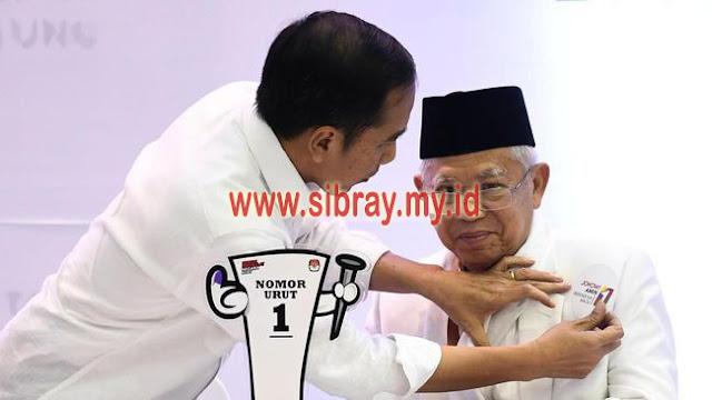 Urusan Salat Tepat Waktu, Ma'ruf Mengaku Kalah sama Jokowi