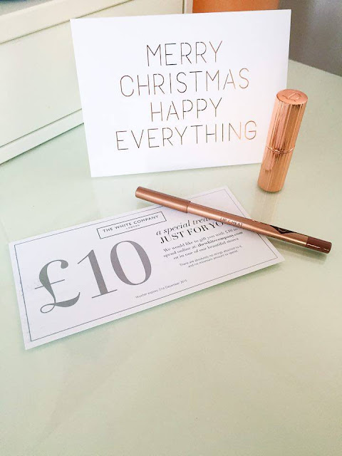 Charlotte Tilbury Christmas Treats