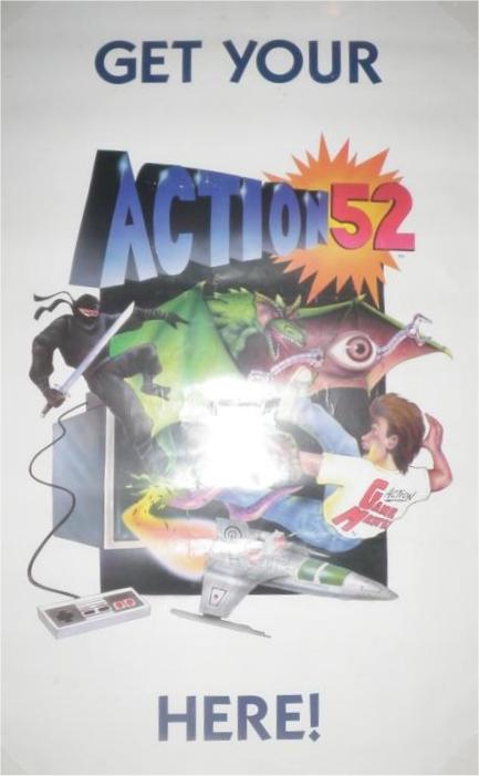 Action 52 prototype