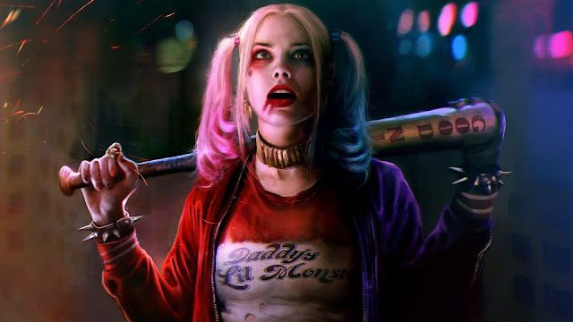 margot robbie harley quinn suicide squad HD Wallpapers